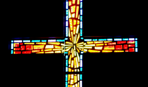 Rehobeth's sanctuary cross